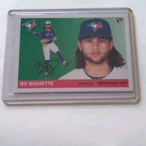 2/$20 Topps Archives 2020 Bo Bichette RC Card